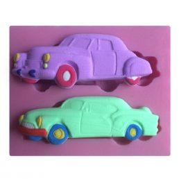 Forma silikonowa - dwa samochody - 1