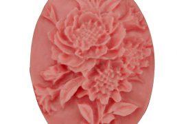 Forma silikonowa - kwiat peonii - 1