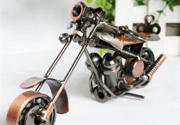 Miniaturowy model motocykla - 1