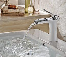 Bateria umywalkowa - Wodospad o Wielu Obliczach - glowne